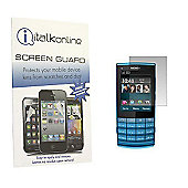 S-Protect LCD Screen Protector & Micro Fibre Cleaning Cloth - Nokia X3 O2