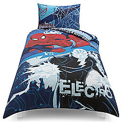 Disney Marvel Spider-Man Single Duvet Set - Tesco Exclusive