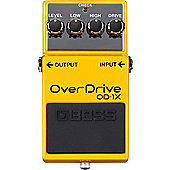 Boss OD1X Special Edition OverDrive Pedal