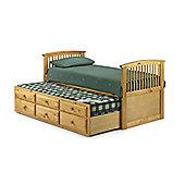 Julian Bowen Hornblower Antique Cabin Bed
