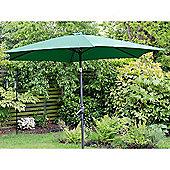 Croma 2.7 m Garden Umbrella Green