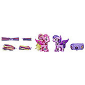 My Little Pony Pop Deluxe Double Pack - Princess Twilight Sparkle & Princess Cadance