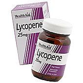 HealthAid Lycopene Tablets 25mg