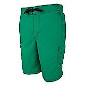 Ocean Mens Boardshorts - Green
