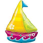 40' Tropical Sailboat (each)