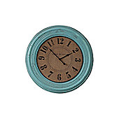 Gallery Henley Wall Clock - Teal