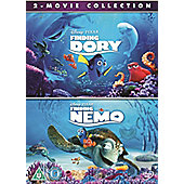 Finding Dory Double Pack DVD