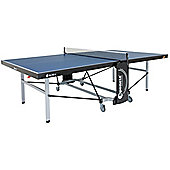 Sponeta Deluxe Outdoor Tennis Table - Blue