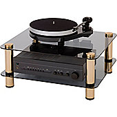Optimum Prelude Slimline Two Shelf Hifi Stand