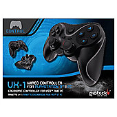 Wired Controller: Gioteck VX1 (PS3)