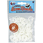 Jacks Coconut Scented Bracelet Refill Pack - 250 Loom Bands