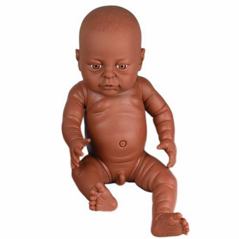 Early Moments Doll Black Boy