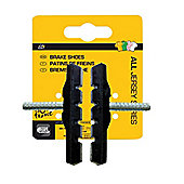Tour de France 70mm Unthreaded Brake Shoes (Pair)