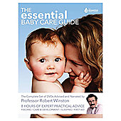 The Essential Baby Care Guide - (DVD Boxset)
