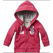 Levis Girls - Framboise Hoodie - 3M, 6M, 9M,12M,18M - Parent - Pink