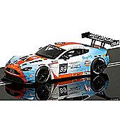 Scalextric Slot Car C3622 Aston Martin Vantage Gt3 Gulf