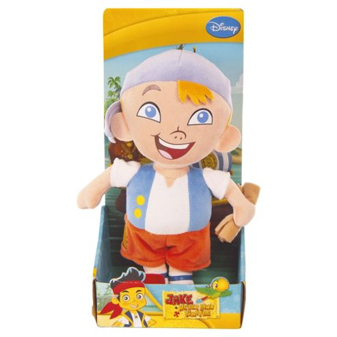 Posh Paws Jake & The Neverland Pirates Cubby Plush