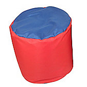 Ashcroft Soft Play Bean Bag Pouffe