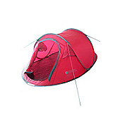 Mountain Warehouse Pop Up Single Skin 3 Man Tent
