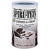 Spiru-Tein Cookies And Cream Shake