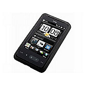 SoftSkin Silicone Case - HTC HD Mini (Black)