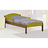 Maximus Antique Pine and Lime 3ft Bedframe