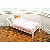 Saplings Junior Bed Frame - White