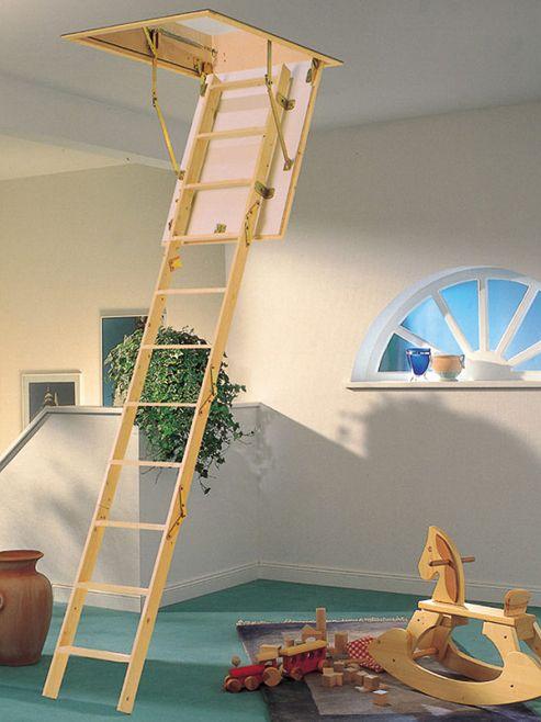 MiniFold Loft Ladder