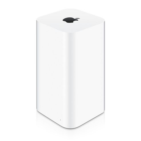 Apple AirPort Extreme Base Station with Simultaneous Dual-band (White)