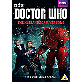 Doctor Who - The Husbands of River Song DVD