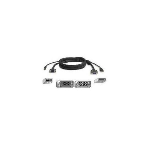 Belkin OmniView All-In-One KVM Cable for PRO2 and SE Plus Series 1.8m USB