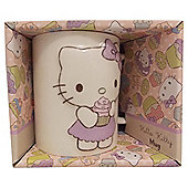 Hello Kitty  Bass Relief Mug