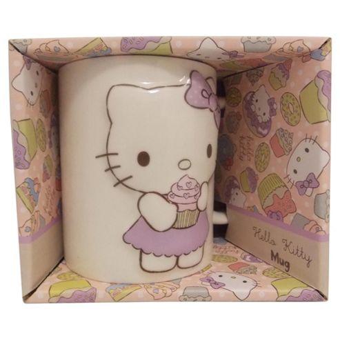 Hello Kitty Bass Relief Mug