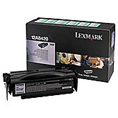 Lexmark Return Program Print Cartridge (Yield 6,000)