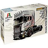 Italeri Scania R730 Streamline 4X2 3906 1:24 Truck Model Kit