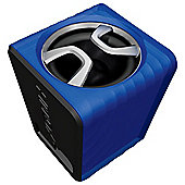 HDMX Burst Portable Speaker Blue