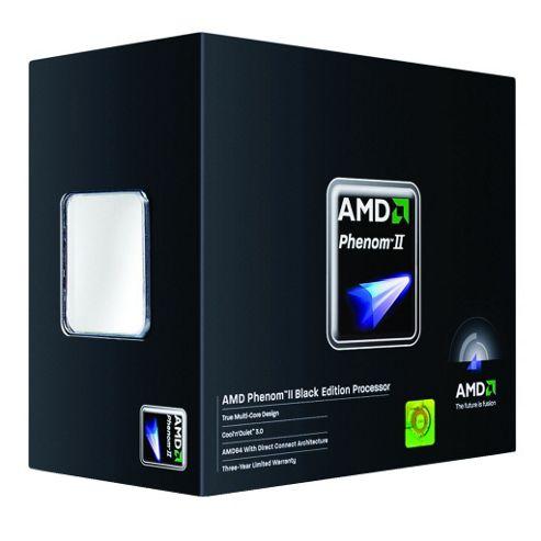 AMD henom X4 965 3.4GHz Socket AM3 8MB L3 Cache Retail Box Processor