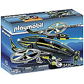 Playmobil Mega Masters Razorcopter
