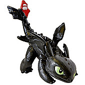 Dragons Defenders of Berk - Toothless Mini Dragon (Red Tail Version 2)