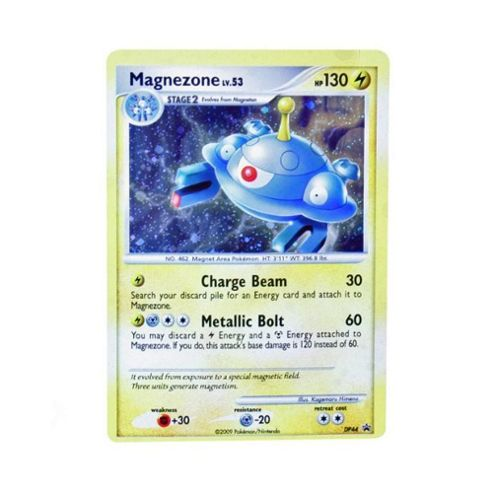 Pokemon Single Card - Magnezone LV.53