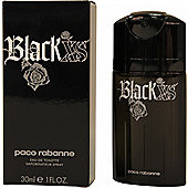 Paco Rabanne Black XS Eau de Toilette (EDT) 30ml Spray For Men