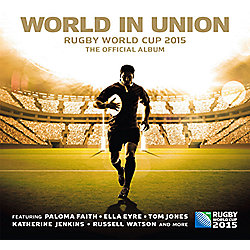 World In Union: Official Rugby World Cup 2015 Album