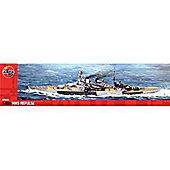 HMS Repulse (A06206) 1:600
