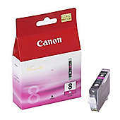 Canon CLI-8M (Magenta) Ink Cartridge (Blister Pack)