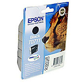 Epson 7.4 ml Original Ink Cartridge for Epson Stylus SX415 Printer - Black