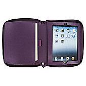 Filofax Pennybridge A5 Organiser & iPad Holder Purple