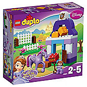 LEGO Duplo Disney Sofia The First Stable 10594