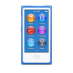 Apple iPod nano 16GB Blue (7th Generation)