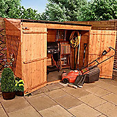 BillyOh Hyper Store Tongue and Groove Pent Garden Storage Unit