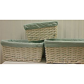 Alterton Furniture 3 Piece Storage Toy Basket Set